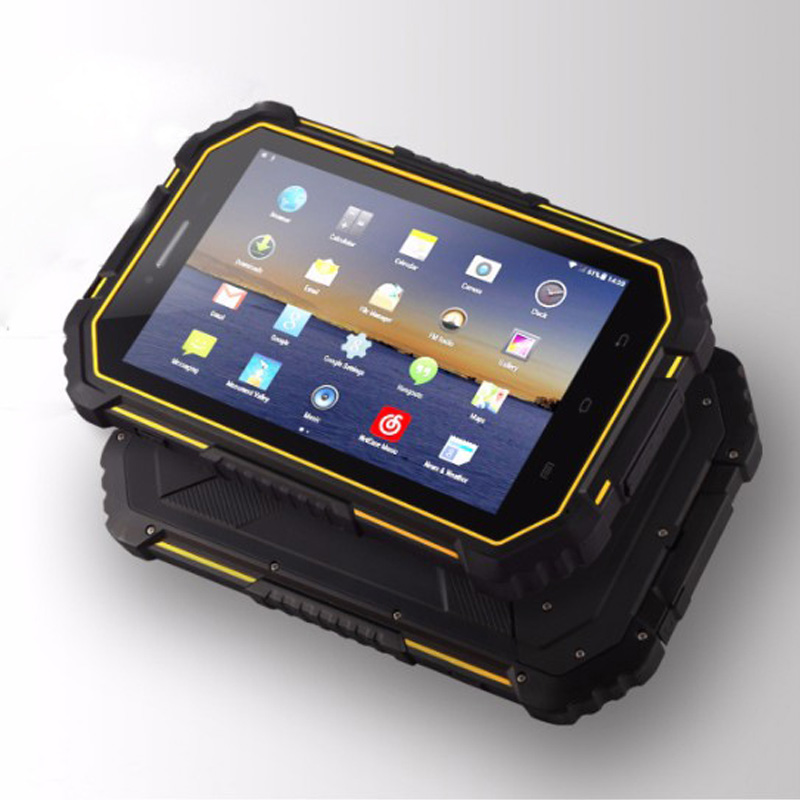 New 7 inch IPS screen video free download tablet pc mobile industrial android pda