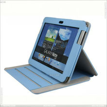 Leather Case for Samsung Galaxy Note 10.1 / N8000 with Bluetooth Keyboard , Built in Touchpad P-SAMN8000CASE003