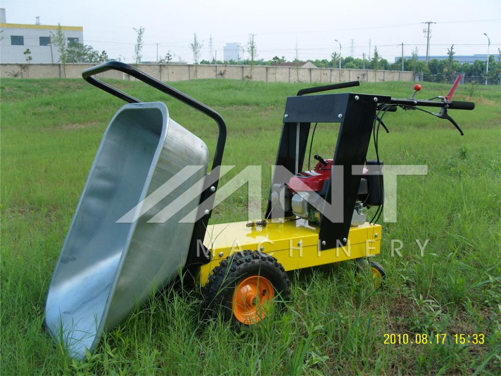 BY150 hand held transplanter wheel loader with Honda engine