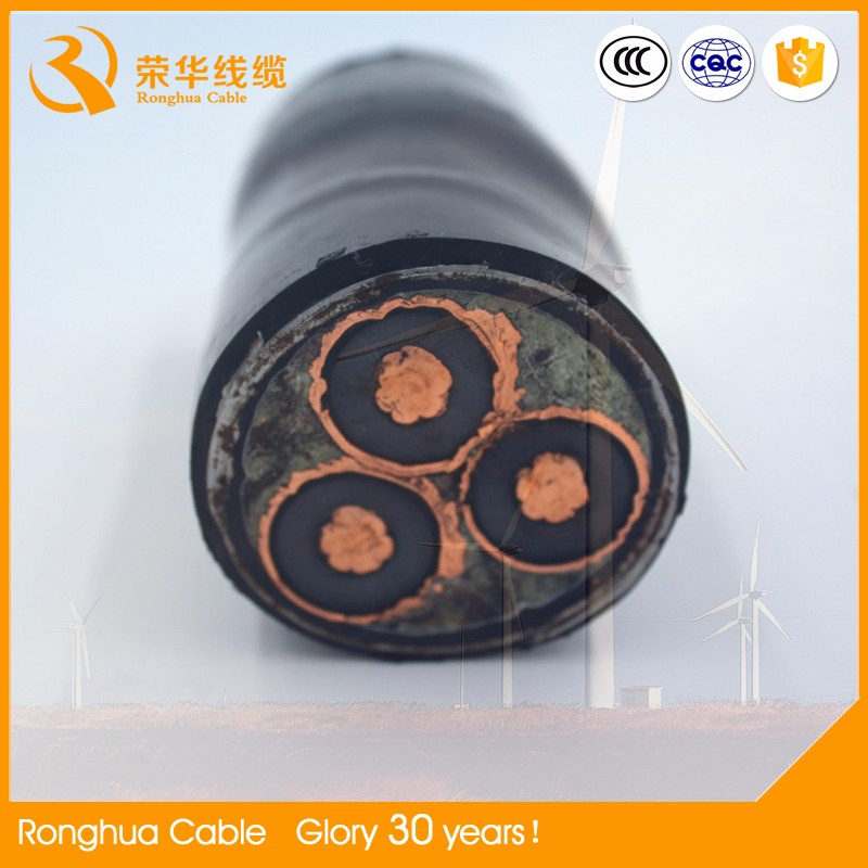 3 Core armoured cable current carrying capacity