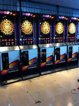 Coin operated soft tip darts machine OEM factory dart machines