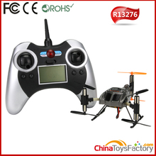 R13276 S-MAX 2.4G 6 Axis Gyro 4 CH Nano Quadcopter RC Aircraft Scorpio Mini Helicopter Motor