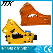 Excavator Construction Attachments Hydraulic Breaker with professinal experience