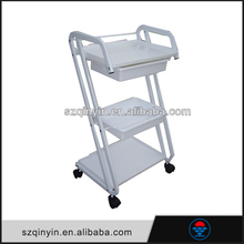 Modern smooth and easy to move manicure hand trolley