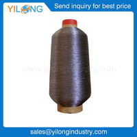 Embroidery thread Metallic thread 150D/2 Metallic Embroidery Thread with Paper cone Purple color