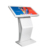 "32"" K shape IR touch screen information advertising smart digital kiosk compute interactive signage"