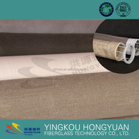 Ptfe coated fiberglass fabric/woven fabric for filter bag