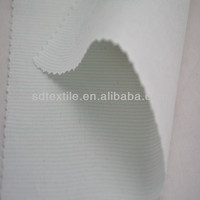 100% cotton stripe plain yarn dyed fabric for garment