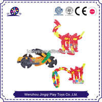 2017 Cheap Rubber Plastic Building Block