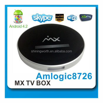 Mini PCs android 4.2 tv box RJ-45 XBMC Smart TV Media Player