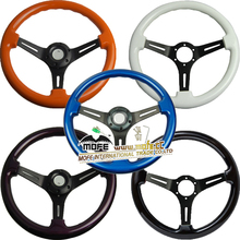 SPECIALTY SUPPLY 350mm universial electric car wood steering wheel