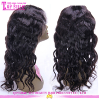 Wholesale Price EMO Wig No Shedding Remy Hair Finger Wave Wig Finger Wave