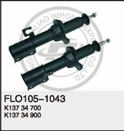 AUTO REAR SHOCK ABSORBER OEM K137 34 700/K137 34 900 FOR KIA