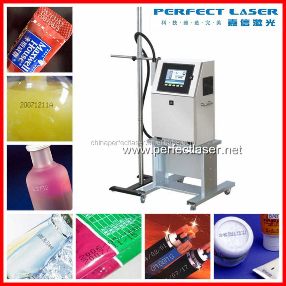 China Supplier High Quality LCD Touch Water Based Inkjet Printer for PVC/Plastic/Wire/Cable/Glass/Metal/Wood etc