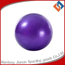 Hot sale thickened explosion-proof fitness yoga ball from Nantong