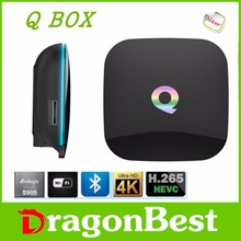 2016 qbox hd satellite receiver 2gb 16gb kodi 16.0 italy iptv box S905 Andorid 5.1 Q BOX TV BOX
