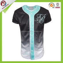 cheap sublimation custom slow pitch softball jerseys design wholesale