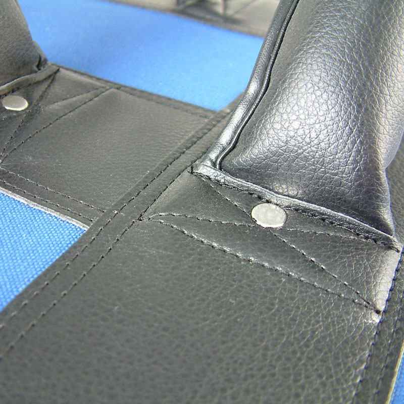 Synthetic Leather Cover Chest Pad