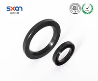 Rotating shaft oil seal of V type K type U type rubber seal ring