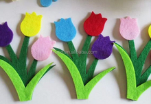 crafting color felt for kindergarten scissor-cut material educational toys