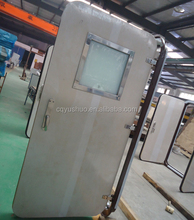 Marine Steel A60 Fire Rated Gastight Door