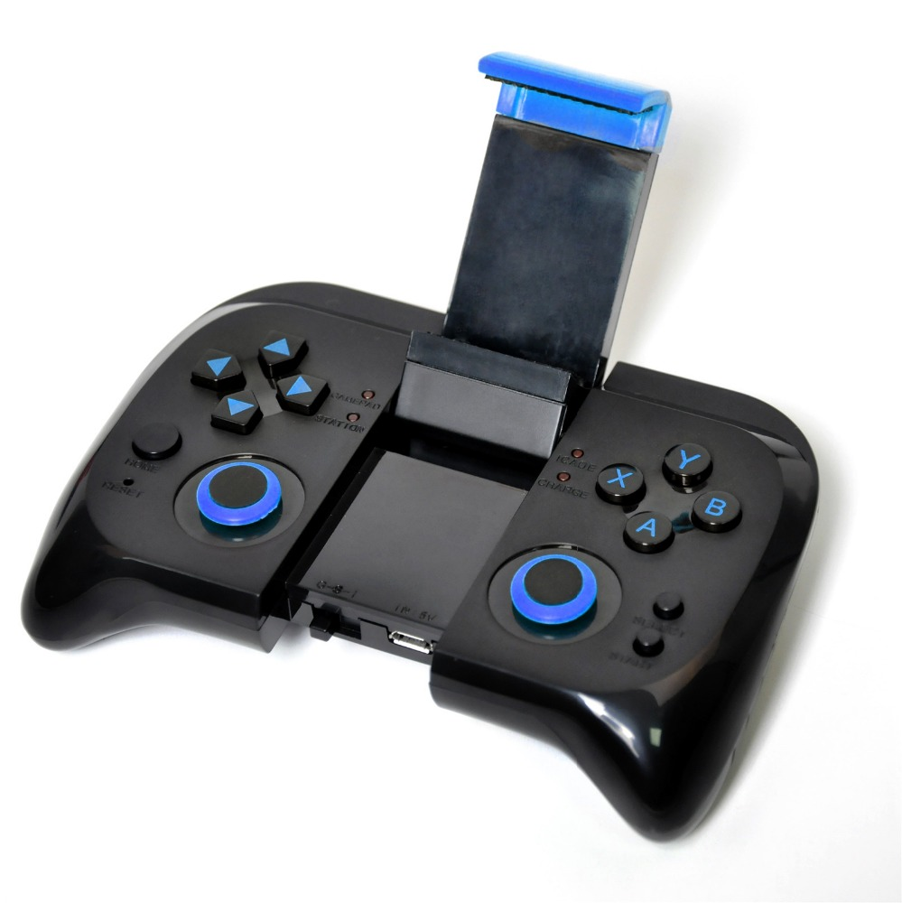 Game console in video game console, bluetooth joypad for iphone