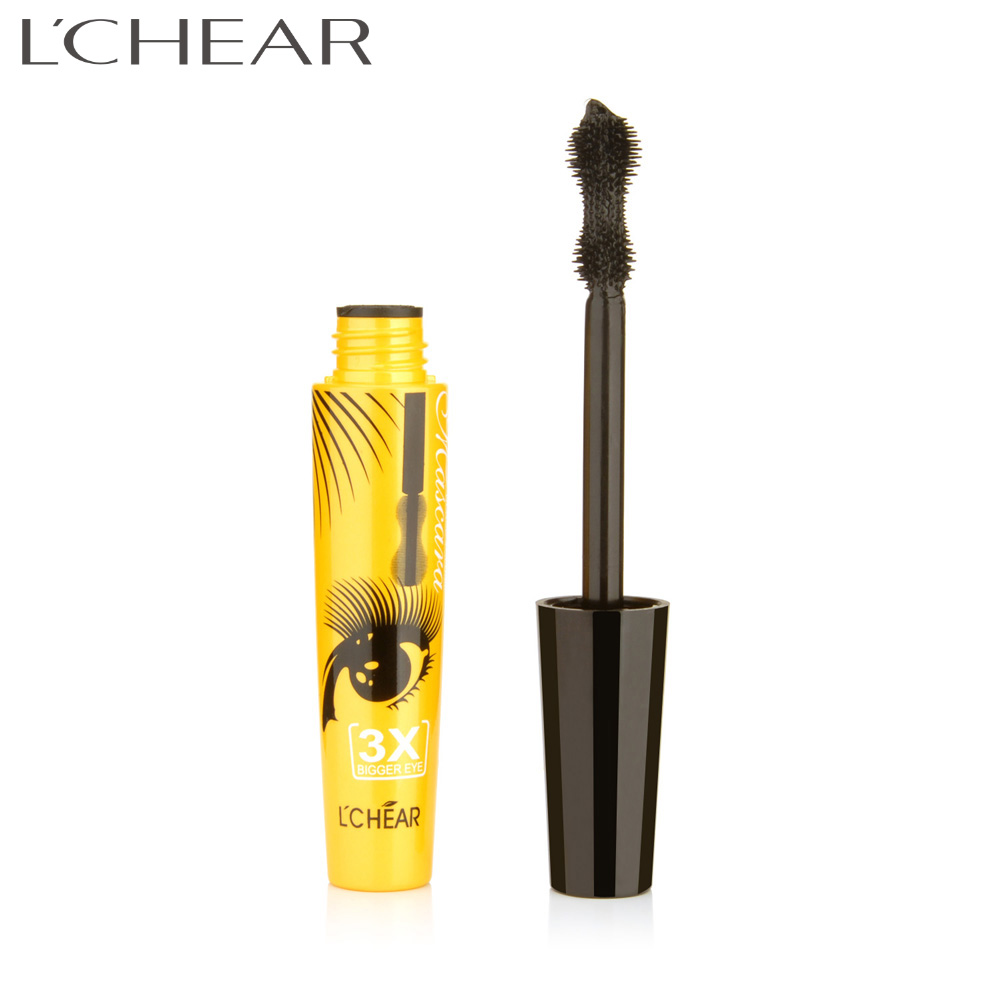 LCHEAR Permanent Unique Waterproof Eyelash Extension Wholesale3D Fiber Lash mascara for <strong>eye</strong> 513033
