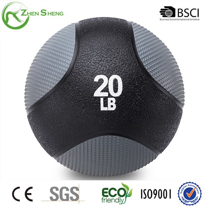 Zhensheng Wholesale Home Gym Equipment Weight Ball Rubber