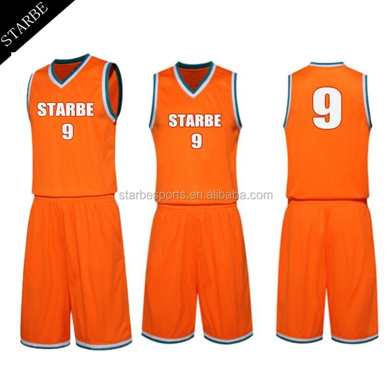 f292940ba34 wholesale youth reversible sublimation cheap custom basketball uniform  wholesale latest basketball jersey design 2018