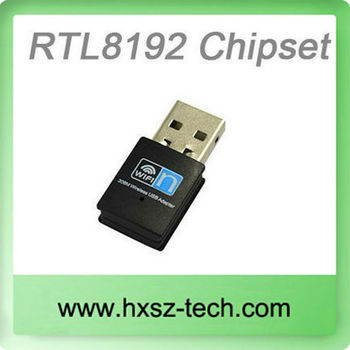 Realtek RTL8192 Mini Wireless USB WiFi Dongle / Wireless USB Adapter /Wlan USB Adapter/Wlan Wifi/ network Wlan