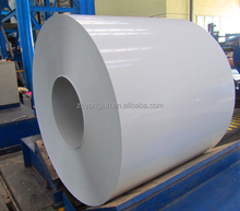 PVDF coating pre-painted color coated aluminum coil for roofing