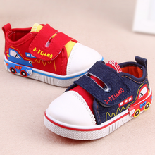 TSW7206 Autumn new design unisex cute baby canvas shoes