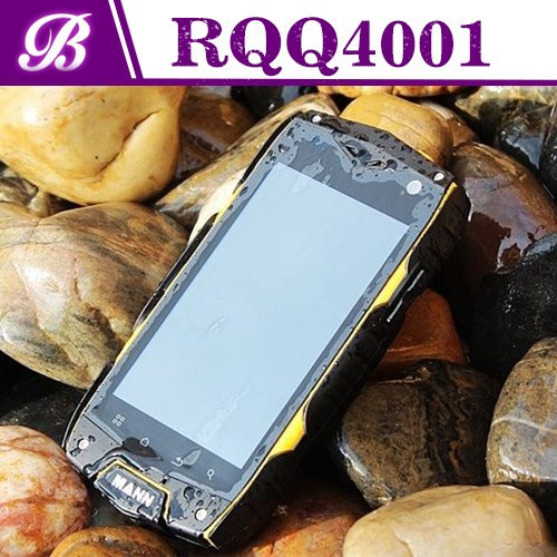 MANN Zug 3 4.0inch RAM 1G ROM 4G Qualcomn MSM8212 Quad Core Android 4.3 wifi gps 3g rugged cell phone