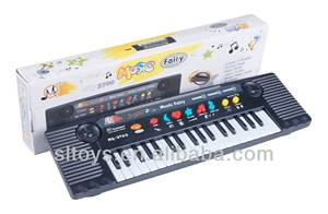 37keys battery operated keyboard piano MQ3700