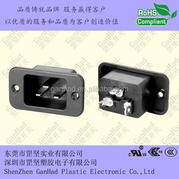 R-305 C20 Electrical socket with ears