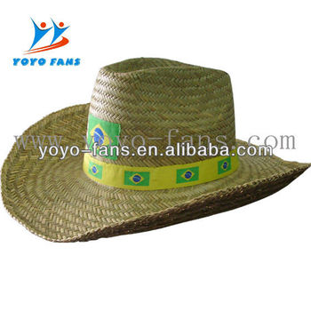 WITH CE CERTIFICATE straw hat