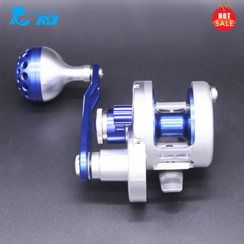 2017 New Double Speed Baitcasting Sea Fishing Reel Factory made in China