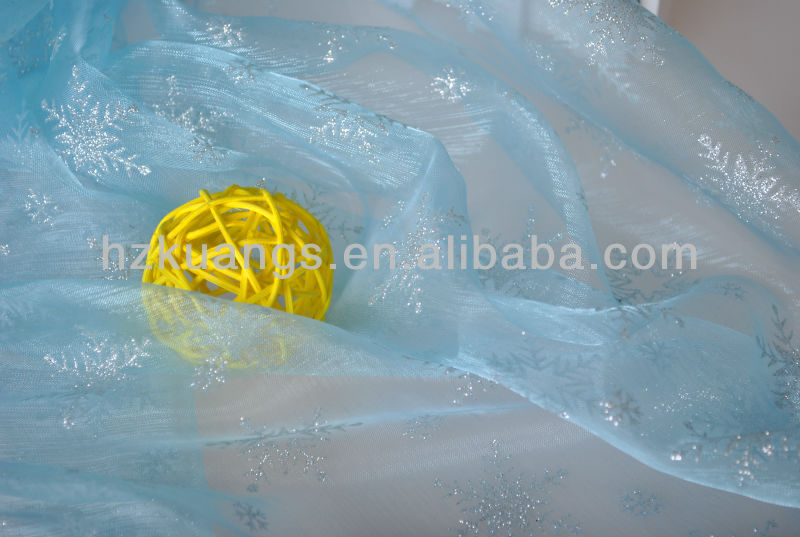 Silk Organza/Bridal Fabric