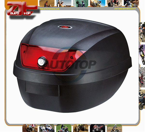 HIgh quality motorcycle/scooter rear box/ top case
