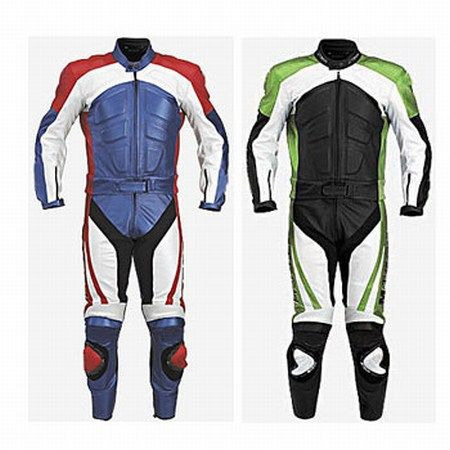 High Performance Sialkot Pakistan Custom Made Designed Leather Motorbike Racing Sports Suits