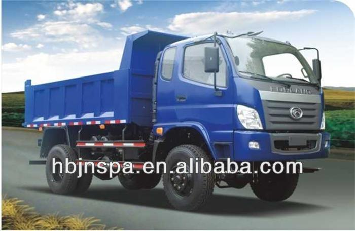 NEW forland small 4*4 dump truck for sale