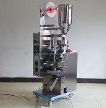 Central sealing bag silica gel packing machine,desiccant packing machine