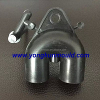 Manufacturing ABS return bend mold