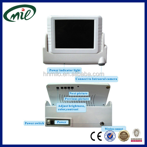 New price for 5 inch screen CMOS oral camera intraoral camera for dental chair