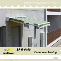 SF-R-6100 Small Size Remote Control Car Porch Awning