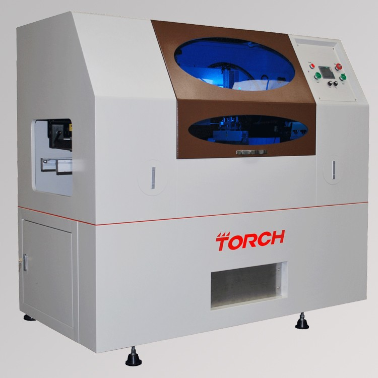 1200*230mm SMT Automatic Solder Paste Screen Printer high precision screen SP400