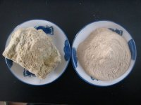 CLAY 120 bentonite product