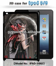 3d for ipad2 case,For ipad2 factory case with varies color