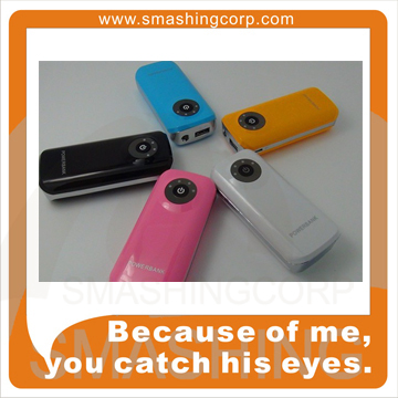 High capacity power bank for mobile phones camera computers