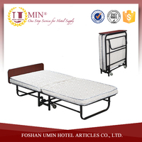 Portable Folding Metal Cot Beds